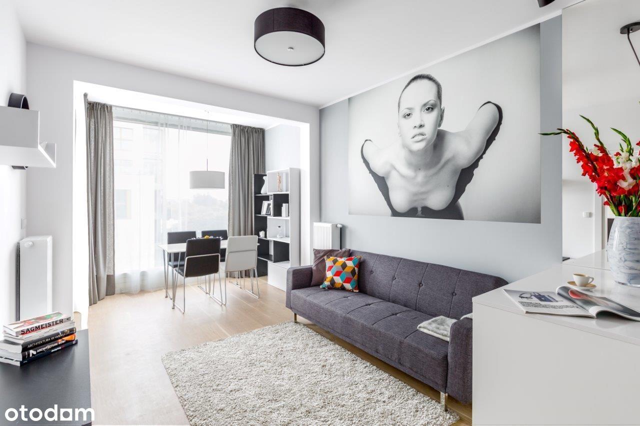 NOWOCZESNY Apartament 2 pokojowy, Mokotów