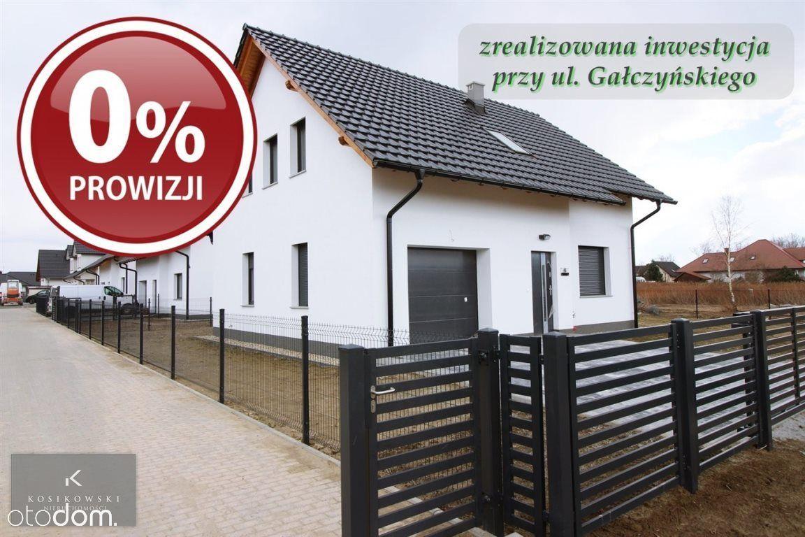 Wolnostojący dom z garażem w Namysłowie 2021 r.