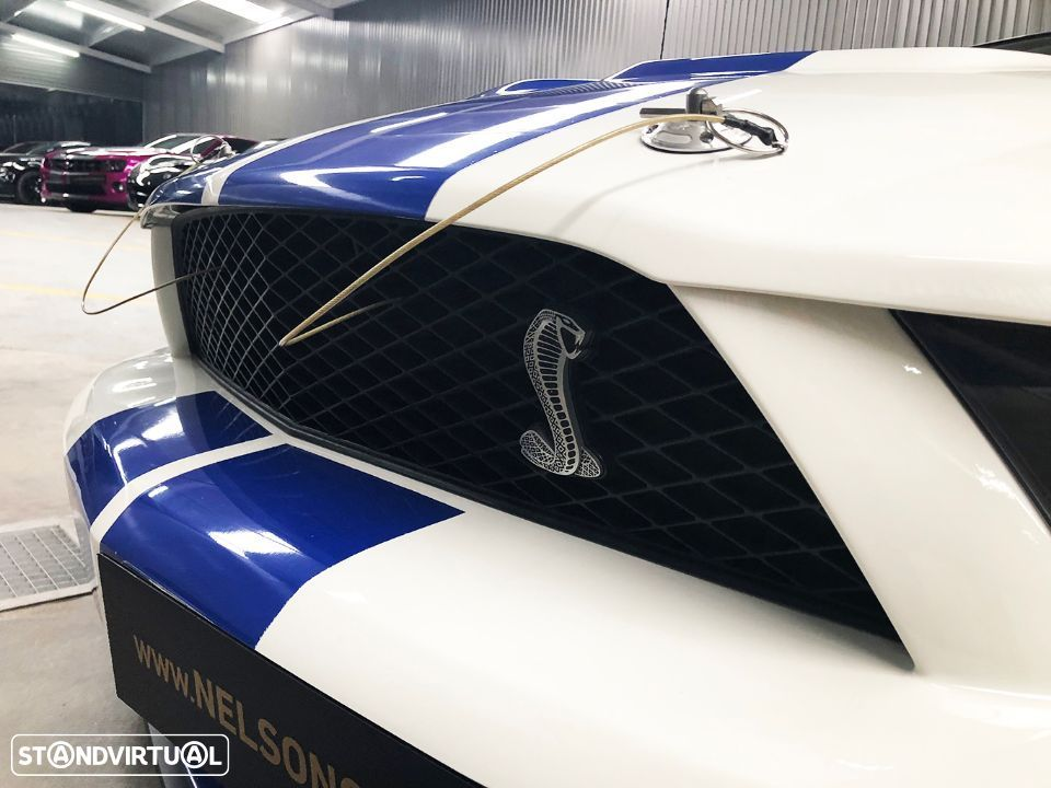 Ford Mustang Shelby GT500 V8 5.4 Supercharged - 35