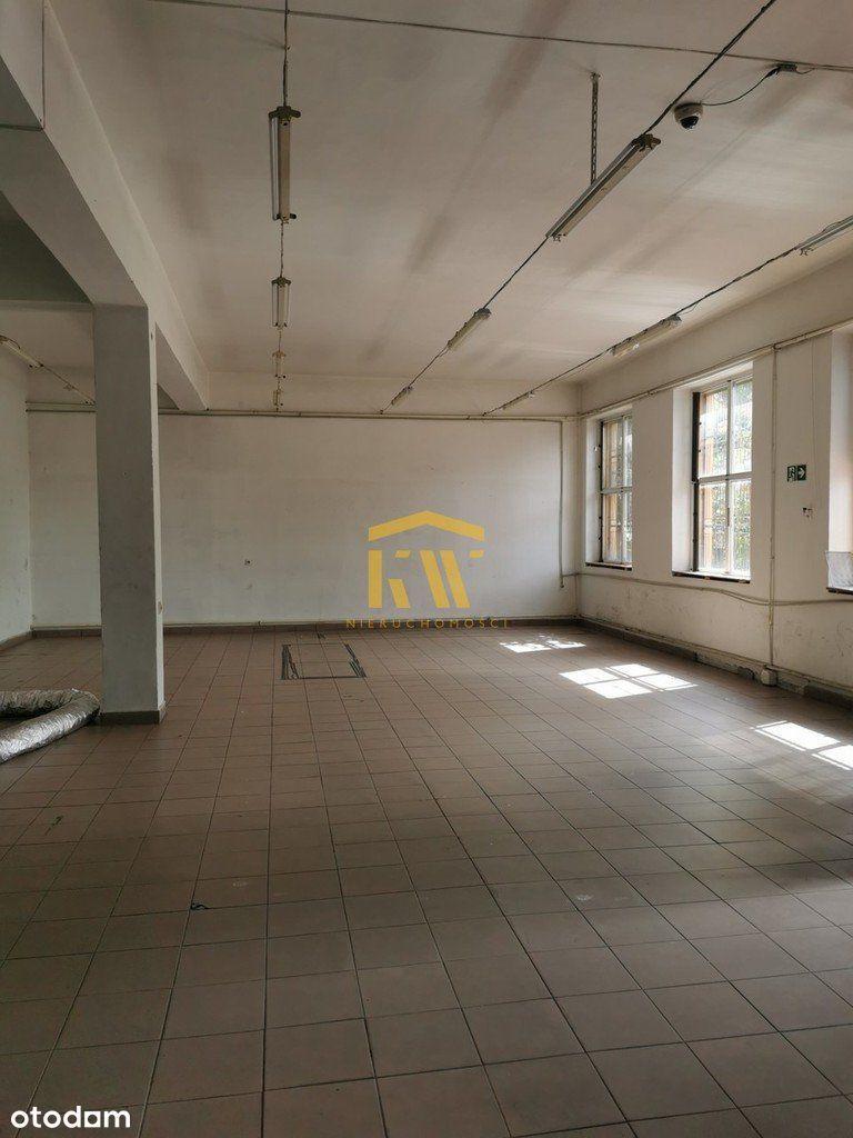 Hala magazynowa/produkcyjna - obok Urzędu Celnego