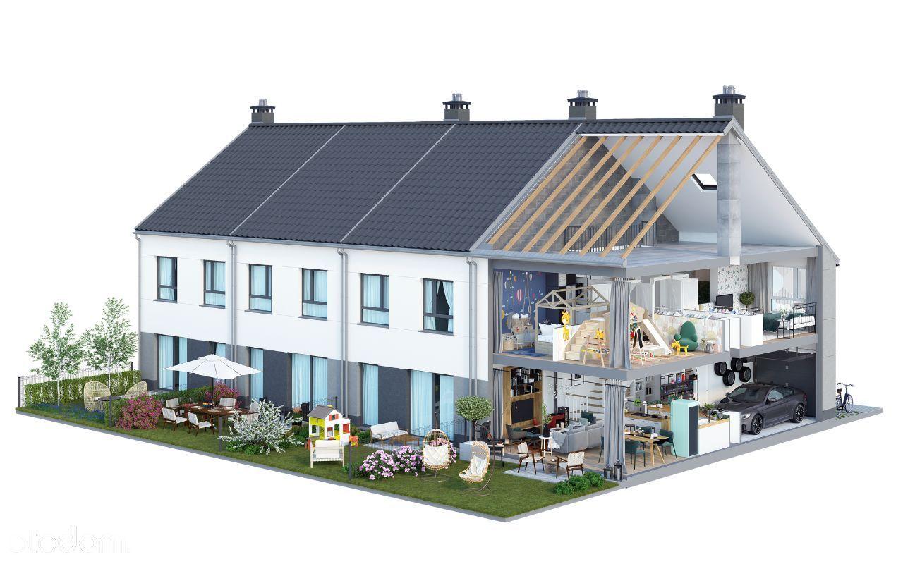 Przytulny Dom w Inwestycji Osiedle Morelowe 2 B10
