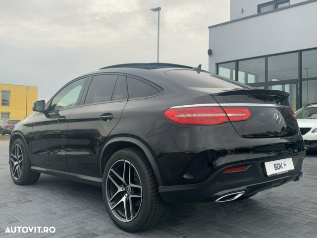 Mercedes-Benz GLE Coupe - 19