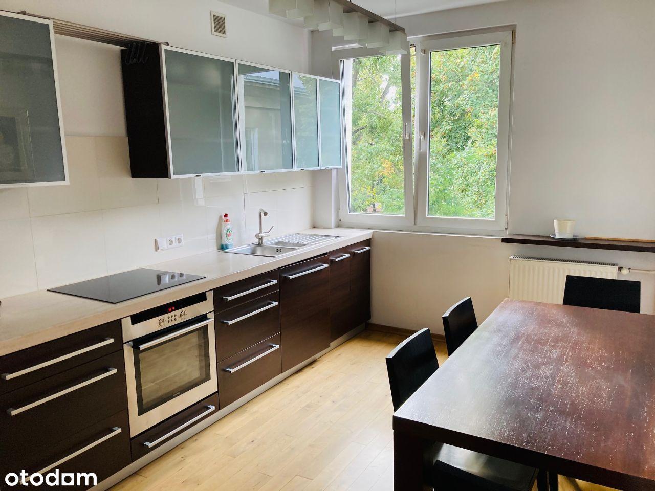 doskonałe mieszkanie 52 m2 - górny mokotów