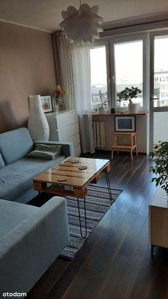 Wynajmę mieszkanie 48m2, Os. Sady ul. Warszawska