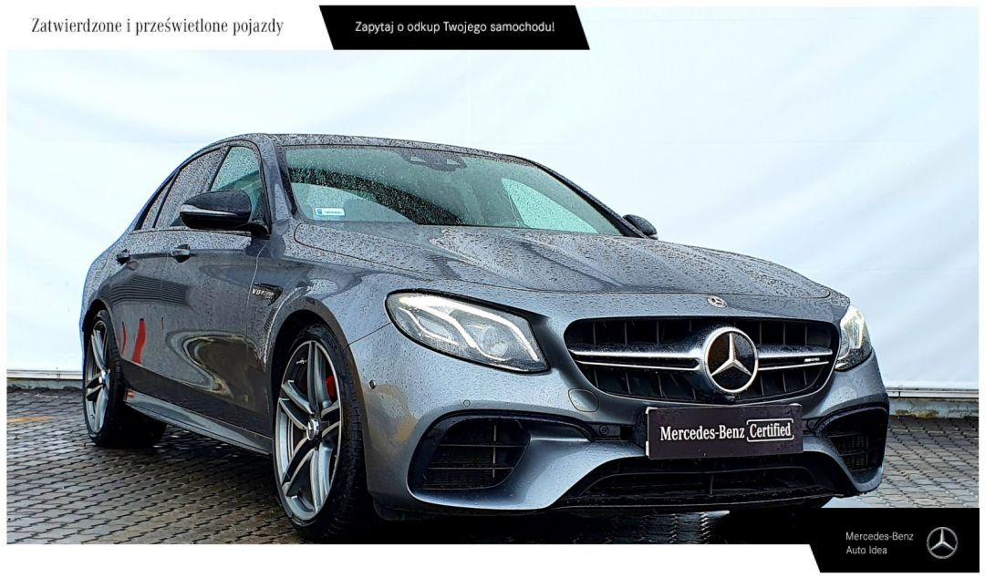 Mercedes-Benz Klasa E Mulibeam Led/distonic plus/Panorama/ FV 23% - 3