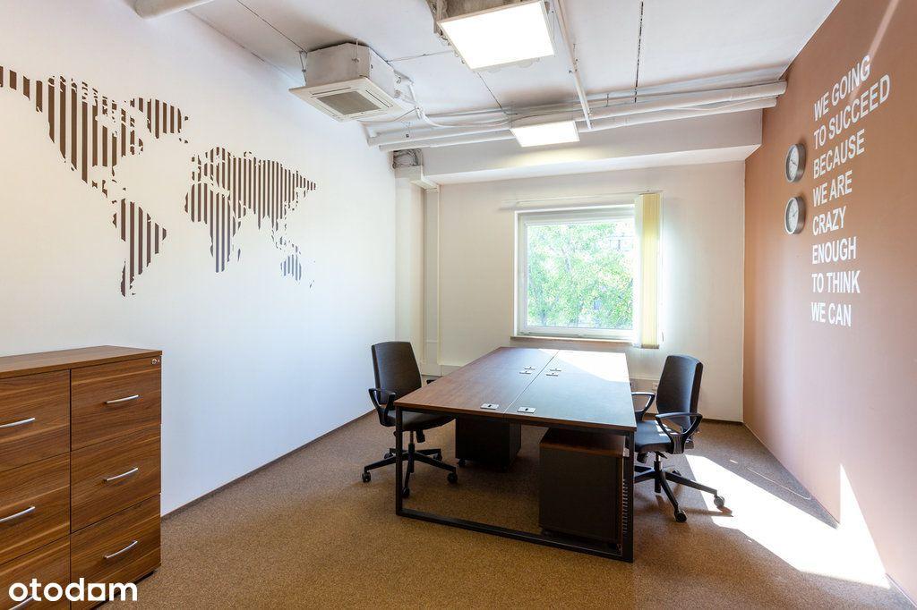 Umeblowane biuro z elastyczną umową - od zaraz