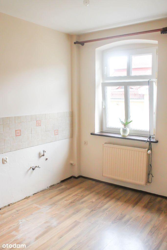 Przestronne mieszkanie w centrum Oławy