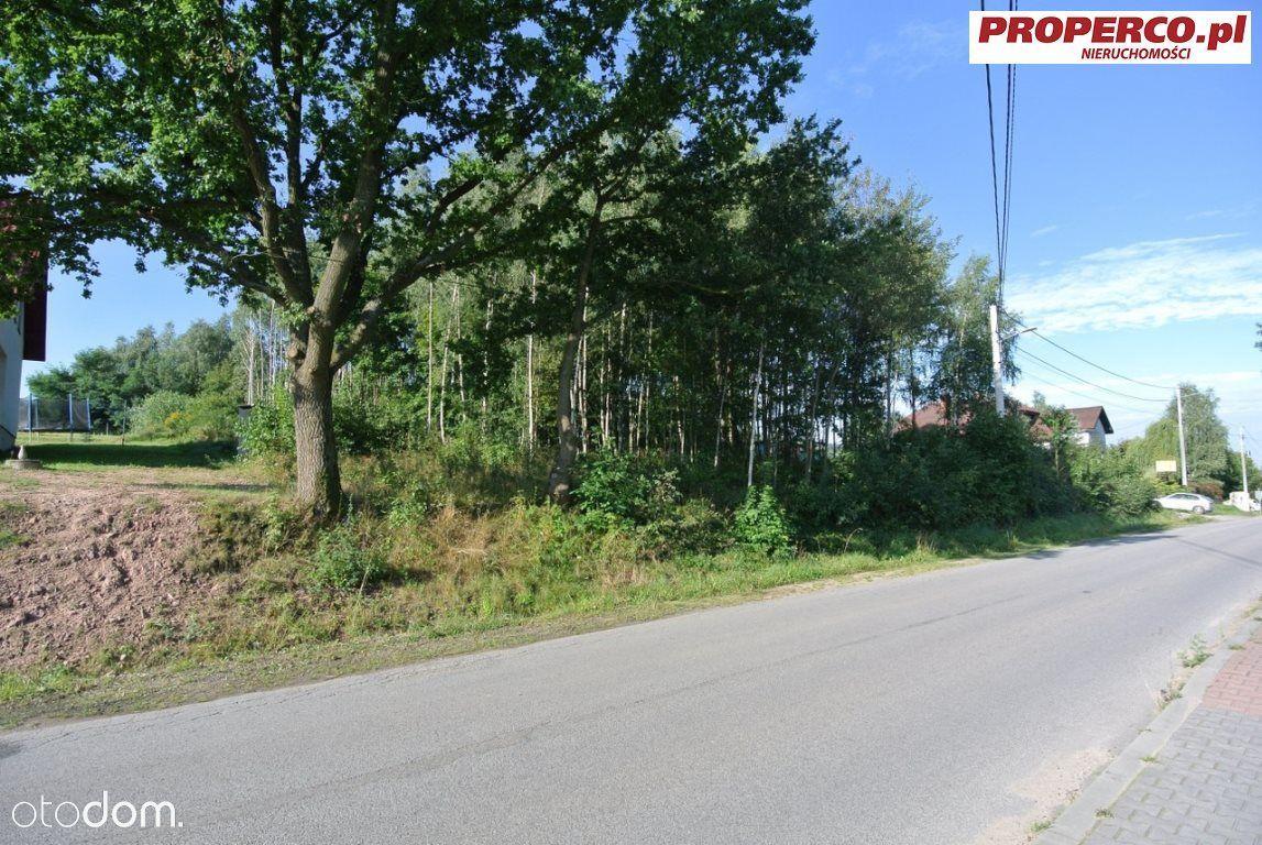 Działka 1211m2, gm. Miedziana Góra, Tumlin-Wykień