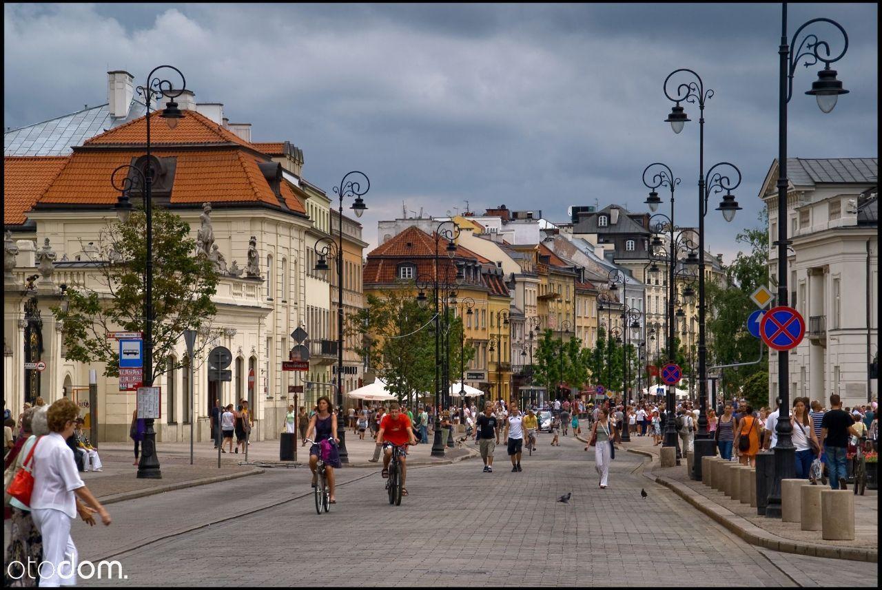 Super lokal na Krakowskim Przedmieściu