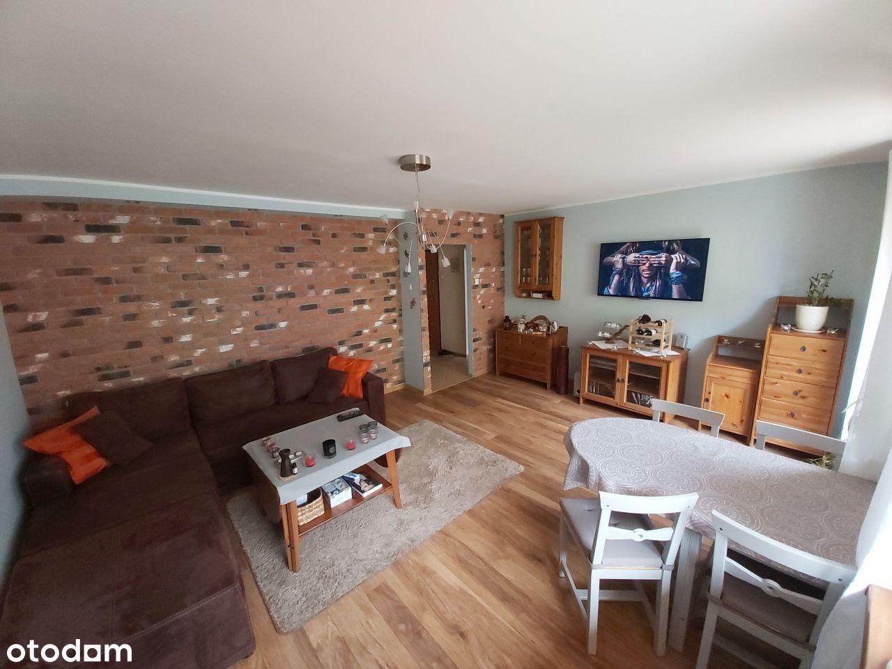 3 pokoje-gotowe do zamieszkania- 66 m2 - Podzamcze