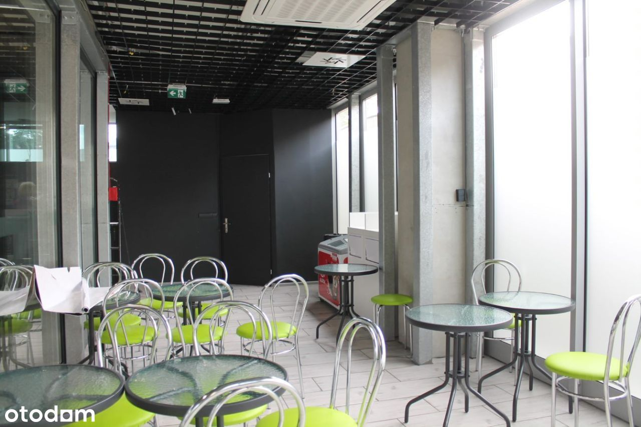 Lokal użytkowy; 54,28 m2, Dworzec Autobusowy MDA