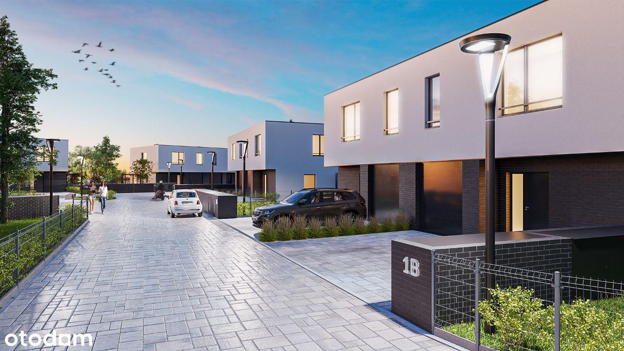 Nowoczesne domy w zabudowie bliźniaczej LEGNICA