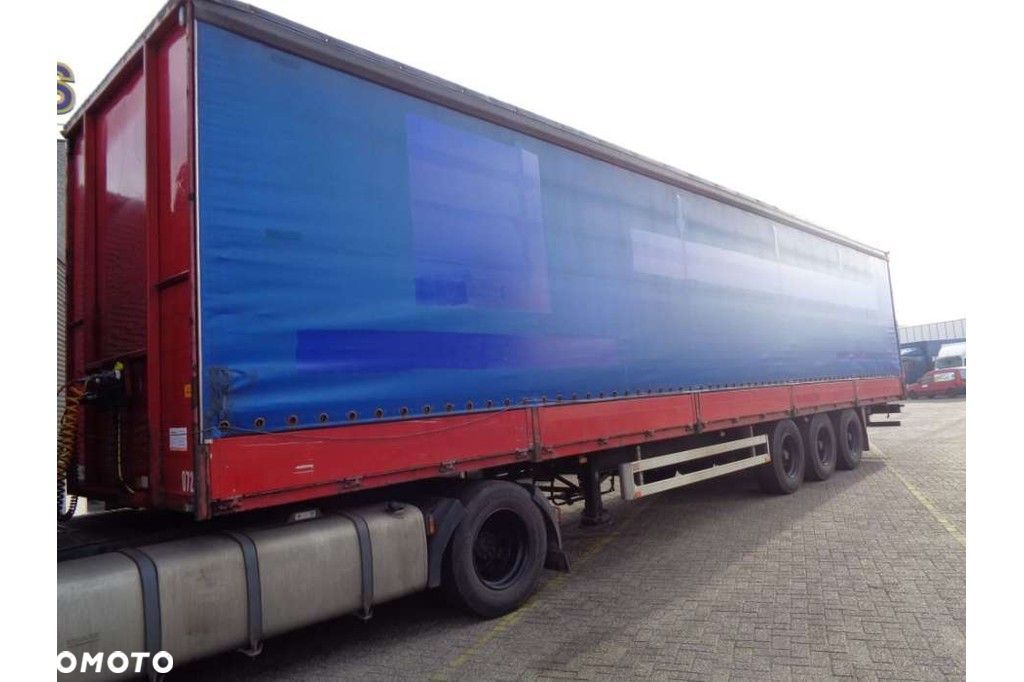 Pacton 3 Axle + 3 In stock  Pacton 3 Axle 3 In stock - 1