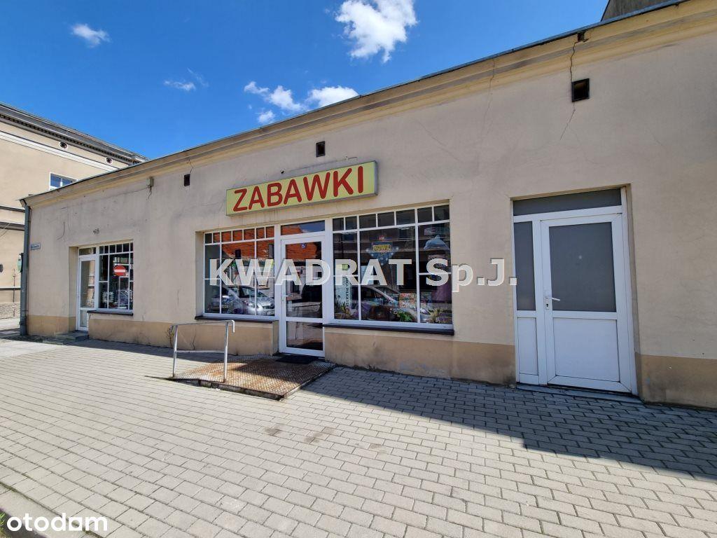 Lokal w centrum Kępna pow. 137 m2