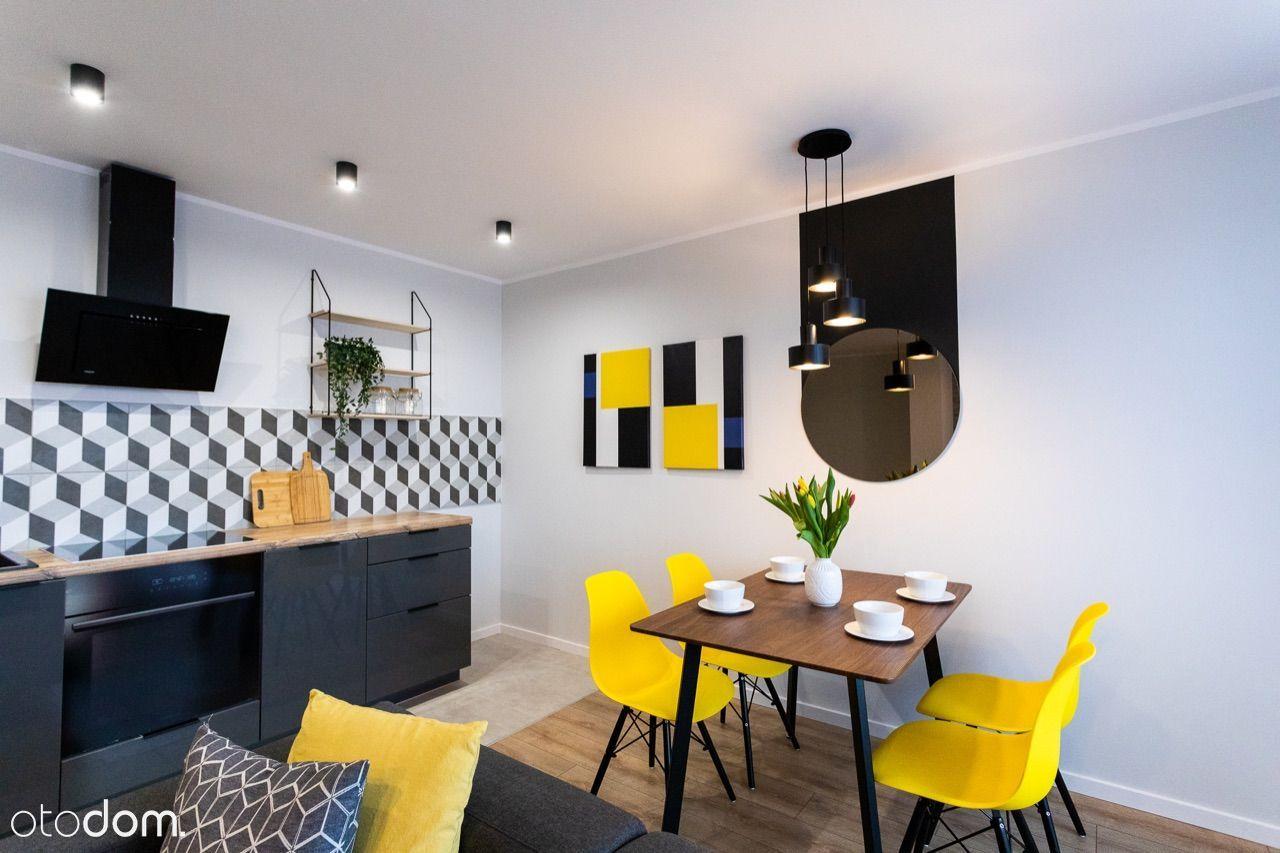 Mieszkanie w loftowym stylu (Rąbin)