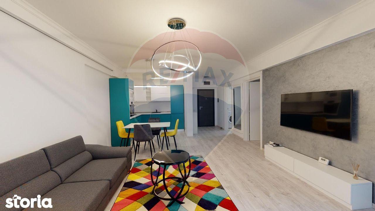 Apartament cu 2 camere de închiriat în Rose Residence 3, Pipera