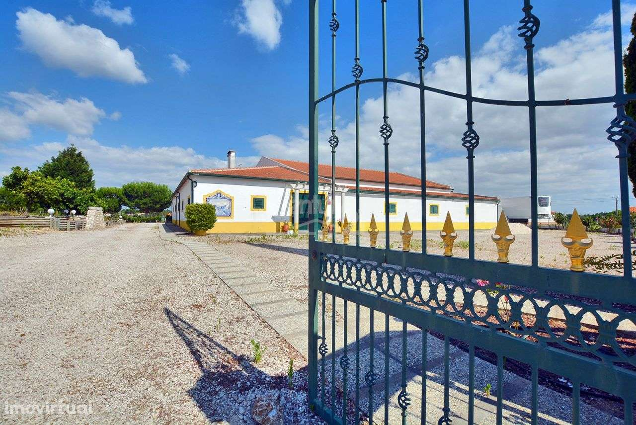 Quintas e herdades para comprar, Branca, Coruche, Santarém - Foto 1