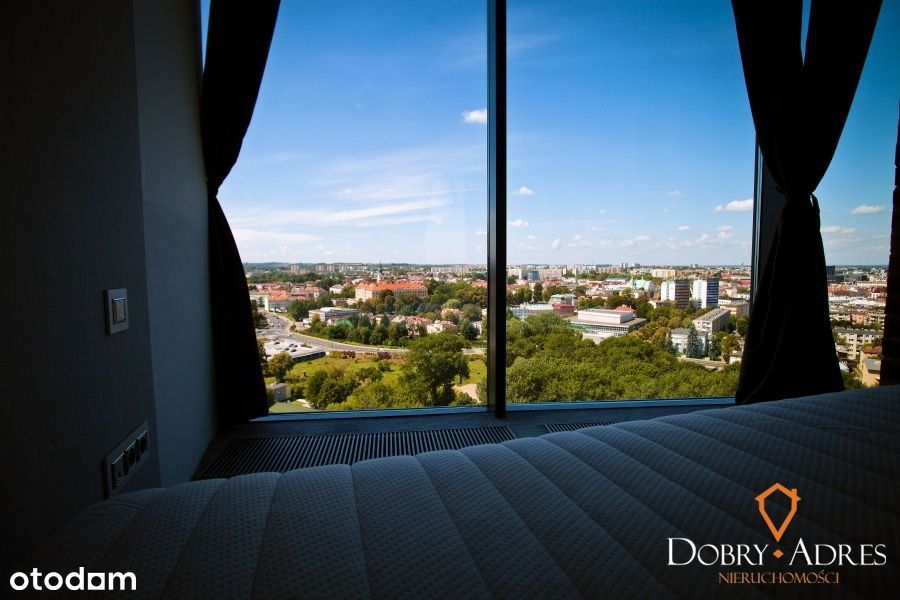 Apartament Taras 17 Piętro Widokowe Capital Tower