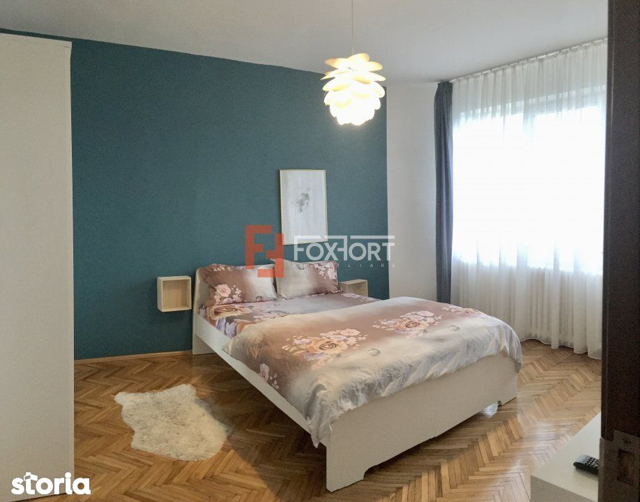 Apartament cu 1 camera, decomandat, de inchiriat, zona Gheorghe Lazar.