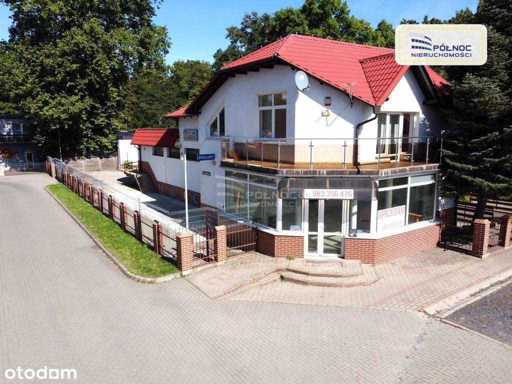 Lokal użytkowy, 617 m², Bolesławiec