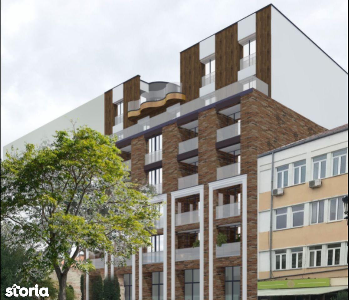 Apartament 2 camere în bloc nou, ultracentral, COMISION 0%
