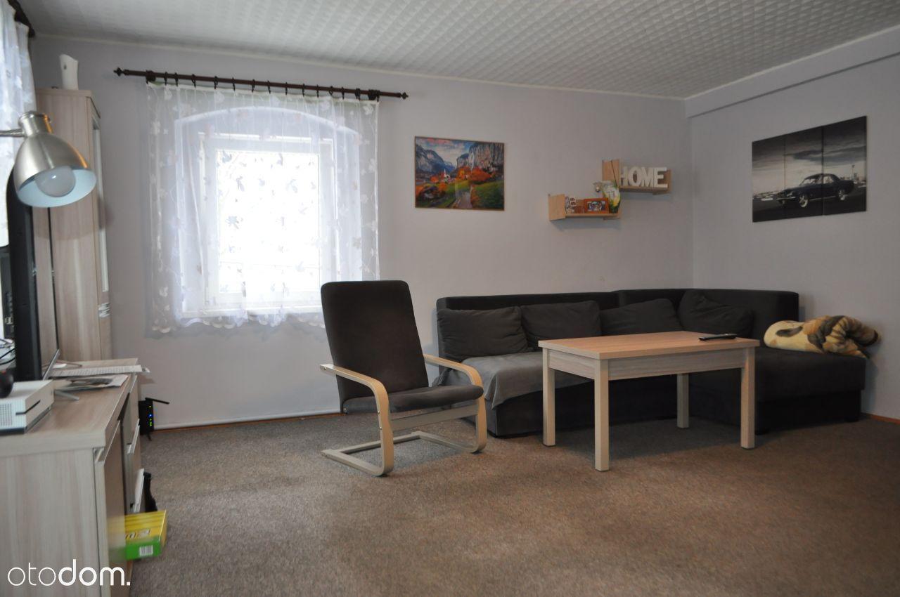 Mieszkanie 3 pokoje, I piętro, ogródek, Pieszyce.