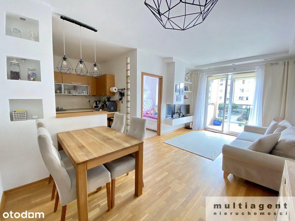 Bardzo ładne mieszkanie 3-pok. z dużym balkonem
