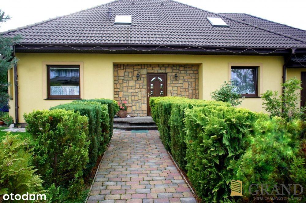 Dom wlnostojący 2 km od jeziora Miedwie