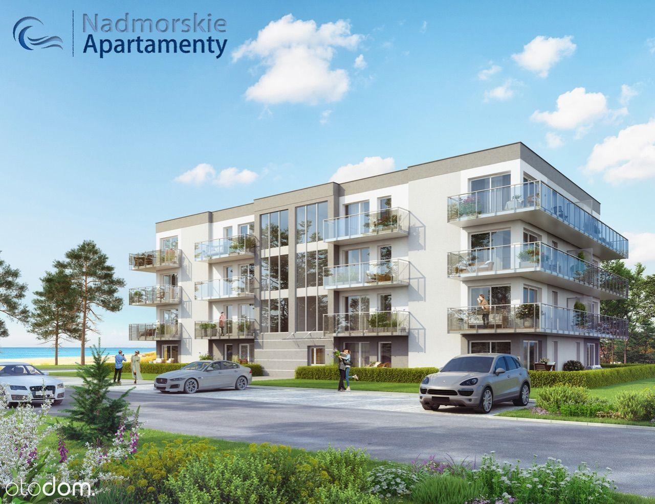 100m od morza- Apartament 36,5m2