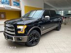 Ford F150 FORD KING RANCH V8 5.0L !MAX OPCJA! 401PS ! Bezwypadkowy! - 2
