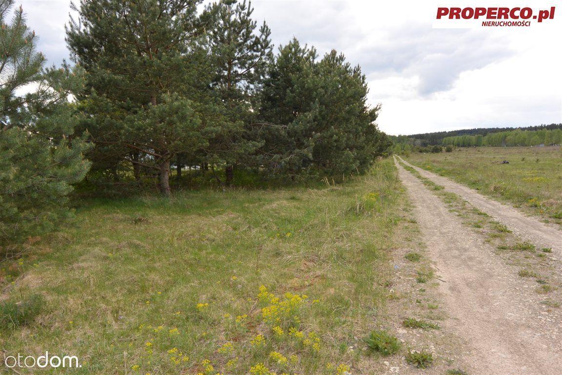 Działka 1421 m2, Niestachów, gm. Daleszyce