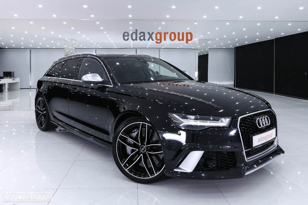 Audi RS6 A 4.0 TFSi Plus quattro Tiptronic - 12