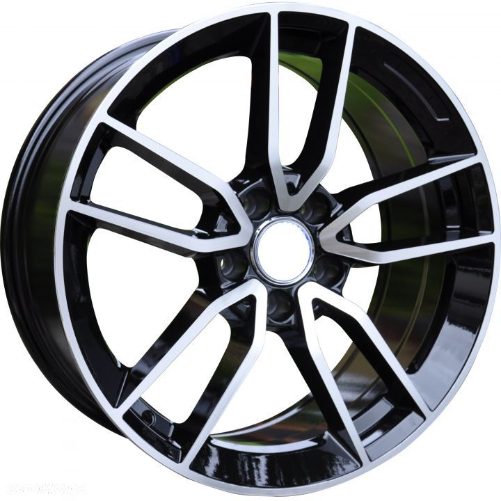 4 Felgi 20'' 5X112, Do Mercedes CLS W218, W219, CLK E - 1