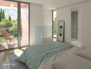 Apartamento T1 em condomínio com piscina em Vilamoura, Algarve
