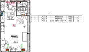 Mieszkanie 36,40m2