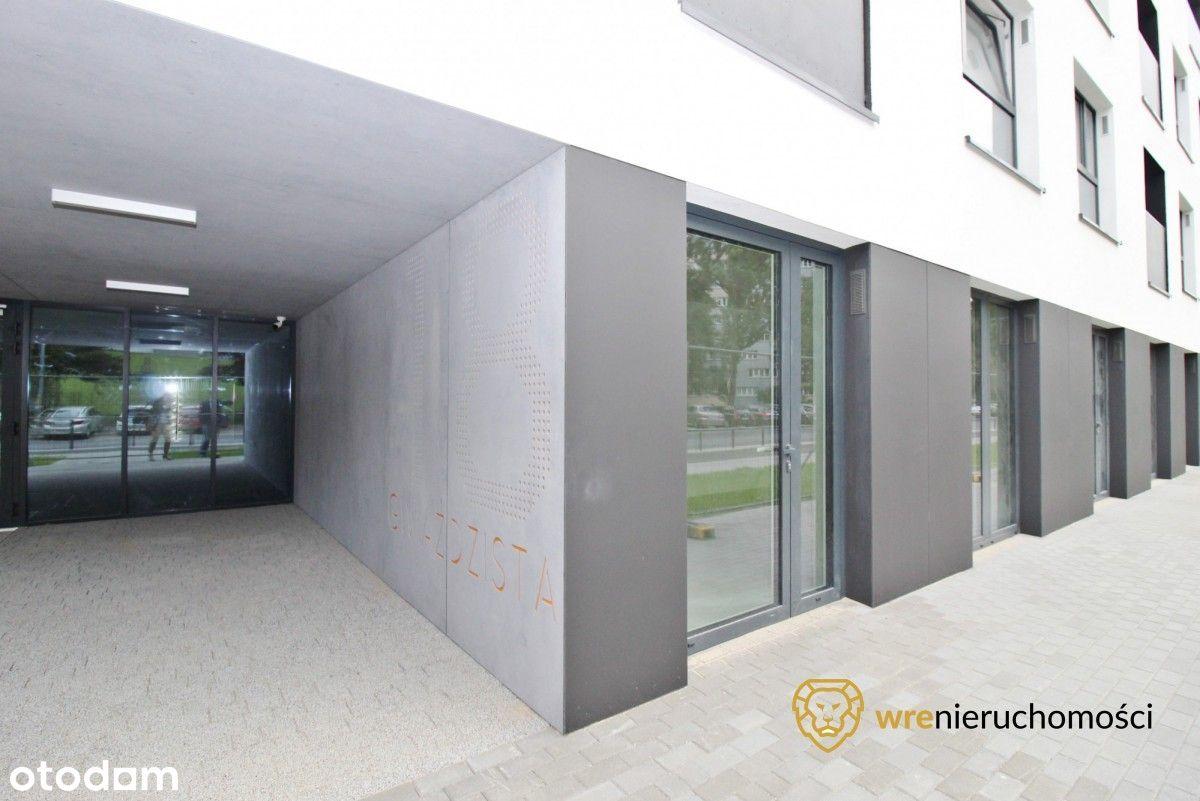 Lokal biurowy 35 m2 Parter Witryny Krzyki