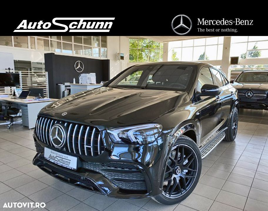 Mercedes-Benz GLE Coupe GLE53-AMG - 10