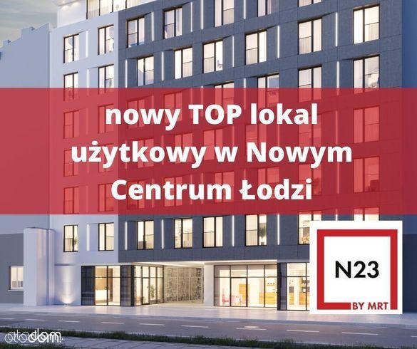 Lokale użytkowe w Nowym Centrum Łodzi- Narutowicza