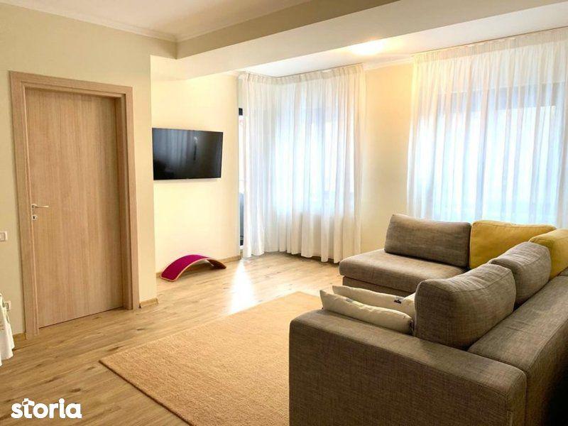 Apartament 3 Camere | Baneasa-Aviatiei | Mobilat| Parcare