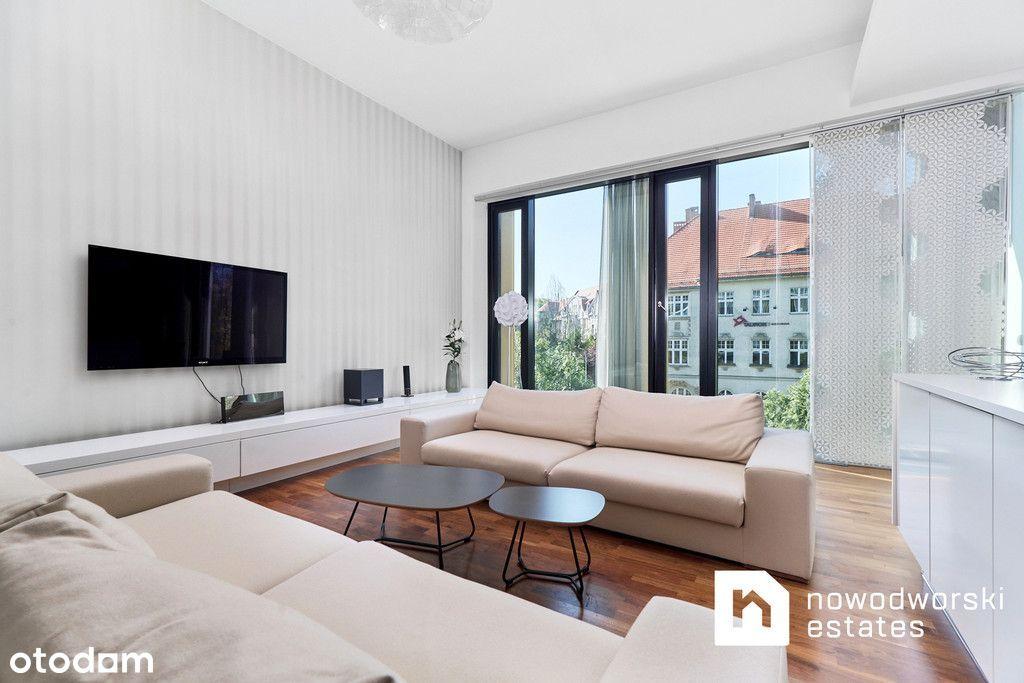 Apartament 134,8m2Thespian/pl. Powstańców Śląskich