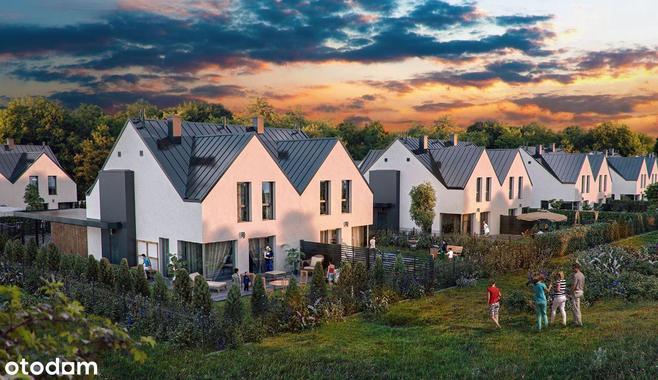 Twins Garden, Energooszczędny dom z ogrodem nr A30