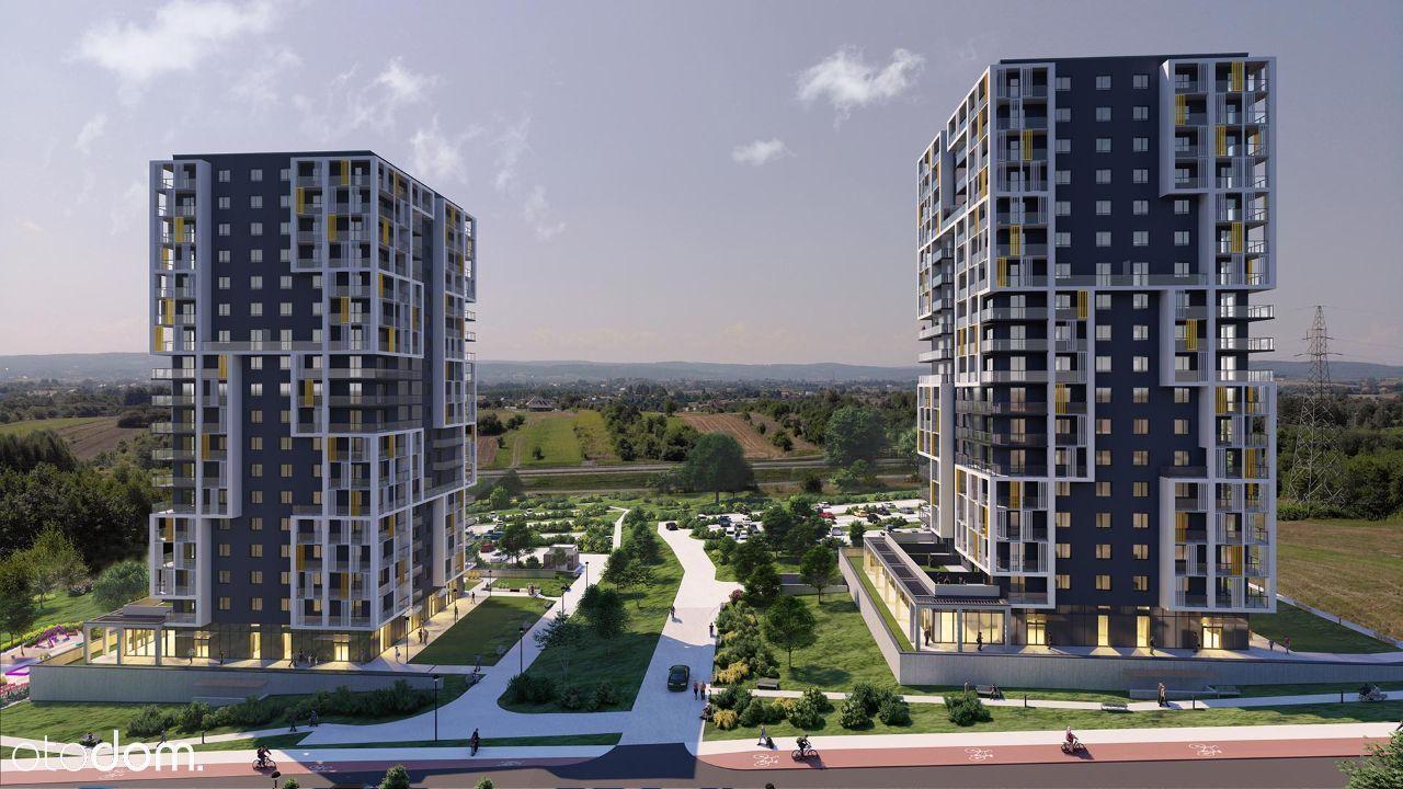 Osiedle Carpatia | nowoczesne mieszkanie M158
