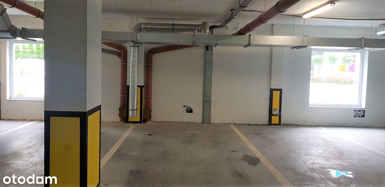 Wynajmę garaż BEZPOŚREDNIO miejsce parkingowe