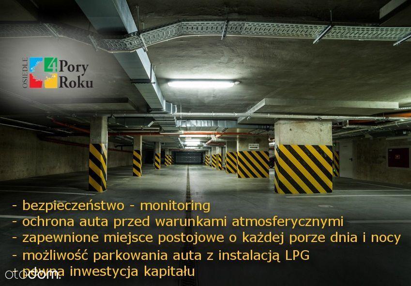 Garaż podziemny os. 4 PR PROMOCJA dla mieszkańców