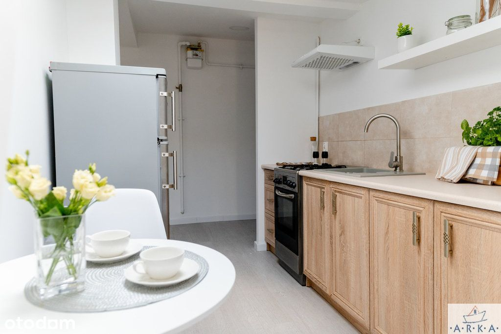 Nowe mieszkanie, umeblowane, 2pok.do wprowadzenia