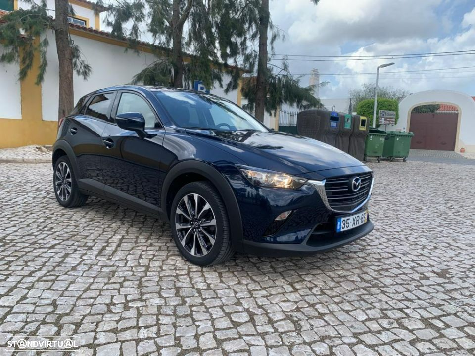 Mazda CX-3 1.8 Sky.Advance Navi - 5