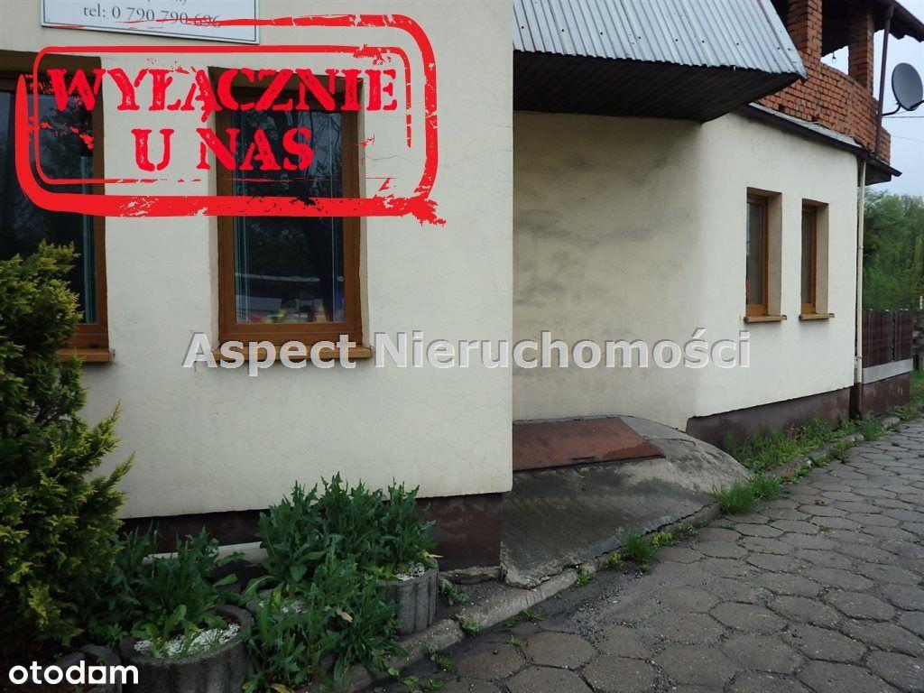 Obiekt handlowo usługowy w Pszowie