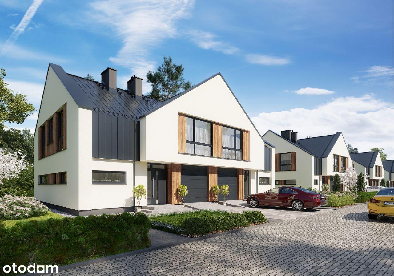 Słoneczne Wzgórze Nowe Komfortowe Domy w Fastach