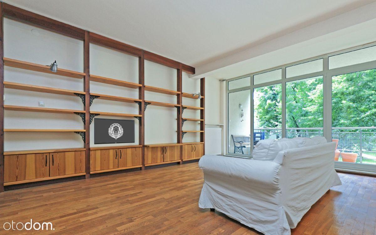 Przestronny apartament na Mokotowie