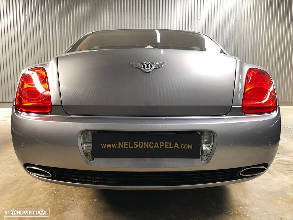 Bentley Continental Flying Spur 5 Lugares 6.0L W12 - 7
